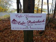 Klosterweg im Westerwald
