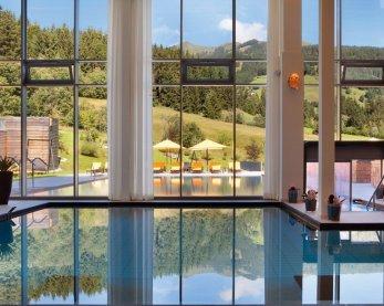 das Tirol -Pool
