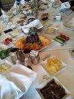 Gloria Golf Resort - türkisches Frühstück