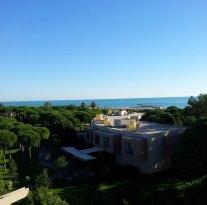 Gloria Serenity Resort Blick aus Zimmer 3