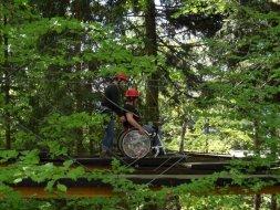 Naturhochseilpark Schönberg 12