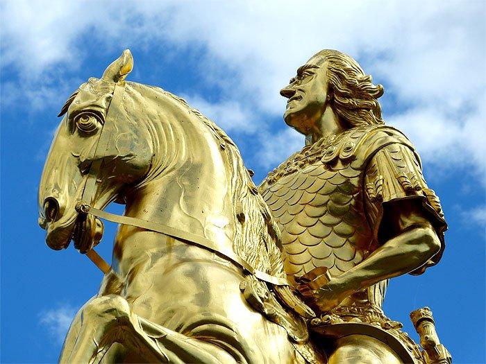 Goldener Reiter