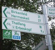 Hunsrückradweg 1
