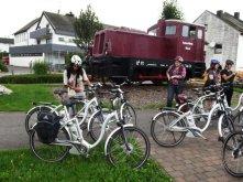 Hunsrückradweg E-Bikes