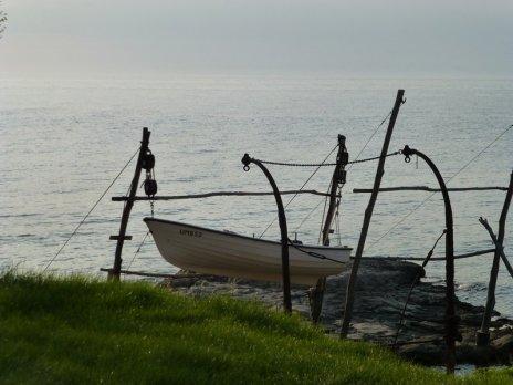 Istrien Bootsaufbewahrung 2