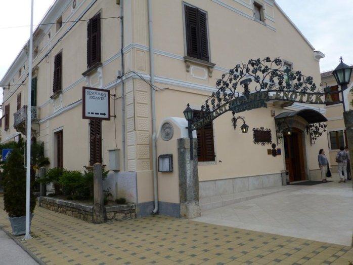 Istrien Restaurant Zigante 4