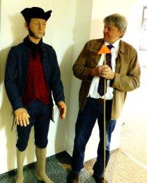 Schinderhannes und Bürgermeister von Simmern