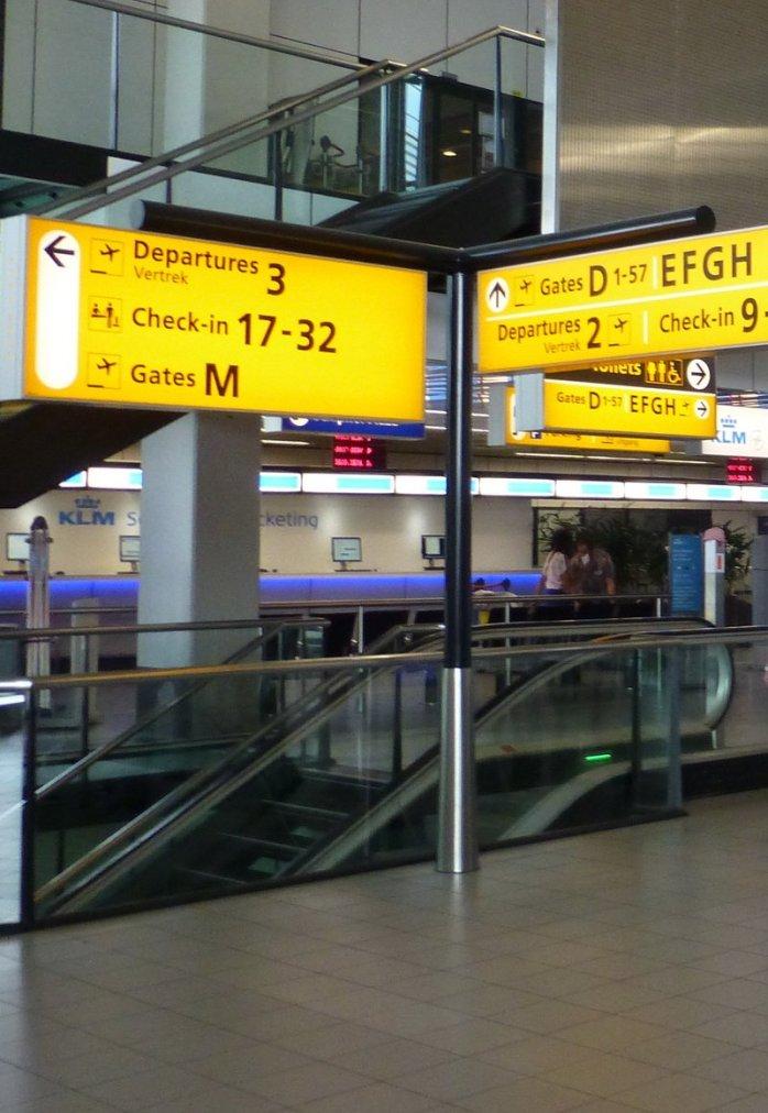 Flughafen Schiphol 5