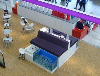 Massage am Flughafen Amsterdam 2