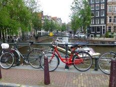 Radtour durch Amsterdam 12
