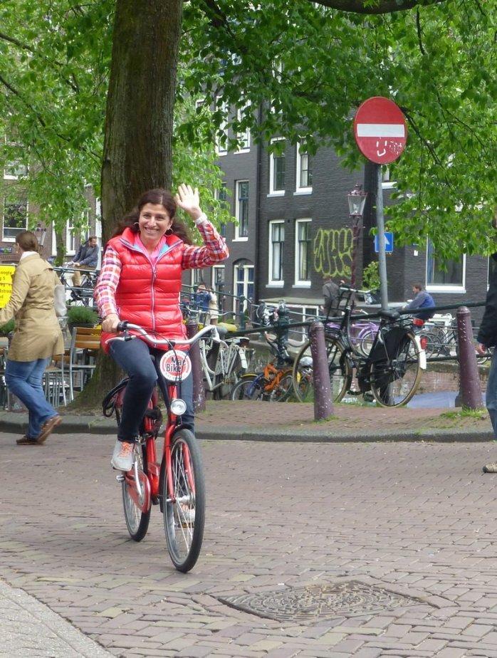 Radtour durch Amsterdam 9