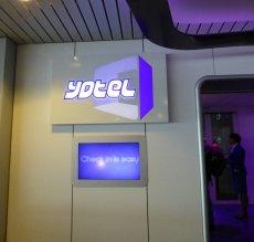 Yotel Flughafel Amsterdam