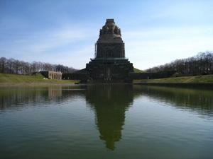 Völkerschlachtdenkmal, Foto Michael Heimann, pixelio.de