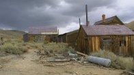 Die meisten Gebäude sind verfallen und verlassen