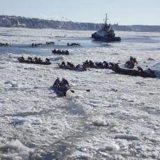 Eispaddeln auf dem St. Lorenzstrom (28)