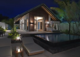 Erstes Fairmont Resort eröffnet am 1. April 2018 auf den Malediven