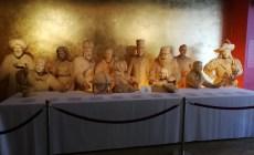 Niederegger Marzipan, lebensgroße Marzipanfiguren