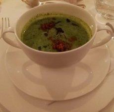 Grünkohlsuppe