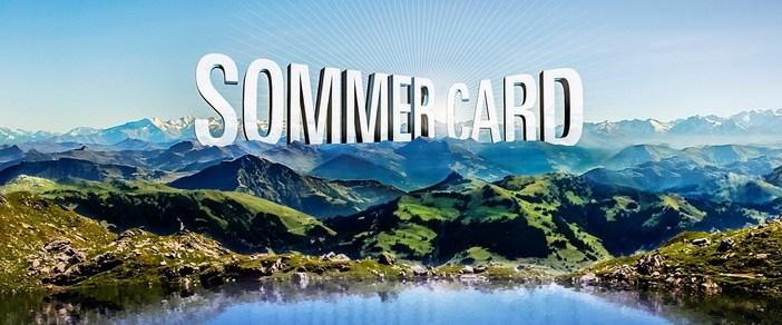 Kitzbüheler Alpen Sommer Card – eine für Alles