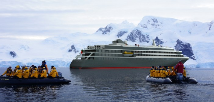 Die Antarktis mit Expeditionsschiff WORLD EXPLORER erleben