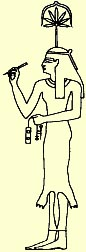 Seshat, Goddess of Writing