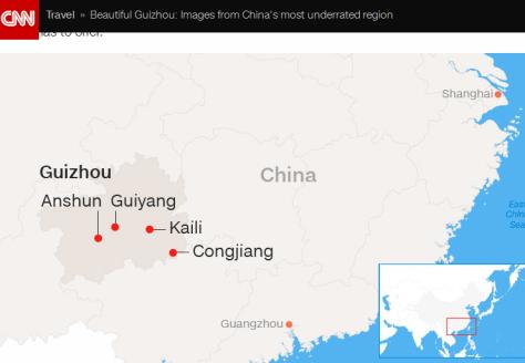 GuizhouMap
