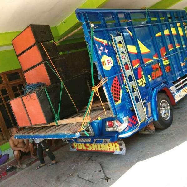 truck bak kayu jogja