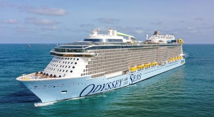 Nuevo crucero de Royal Caribbean, Odyssey of the Seas   Foto Royal Caribbean