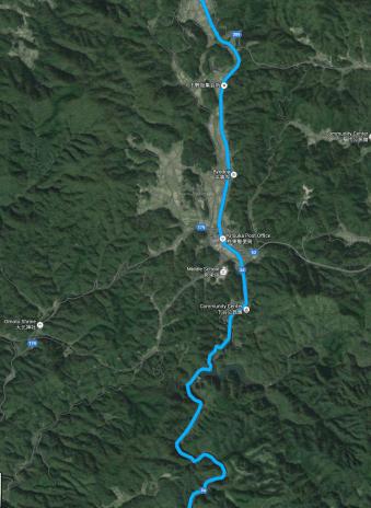 2. Running through Kitsuka
