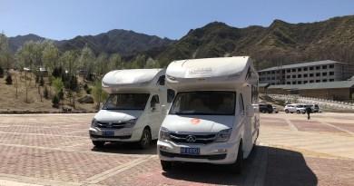 Motorhome tours China