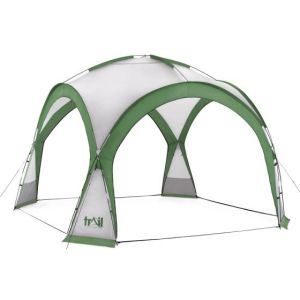 Trail Large Camping Gazebo Dome Shelter