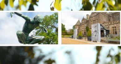 Sculpture at Beaulieu