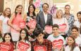 Arbol de la Esperanza de Agora Mall:  5 años donando esperanzas para salvar vidas