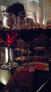 Touring Israel - hashchena wine tasting