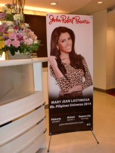 MJ Lastimosa, Bb. Pilipinas Universe 2014.