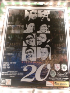 Kilyawan poster