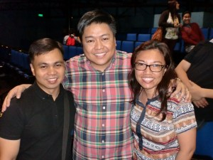 Definitely the star of the show, Ninong Mark! We've been telling him to sing more. Looking forward to the next!