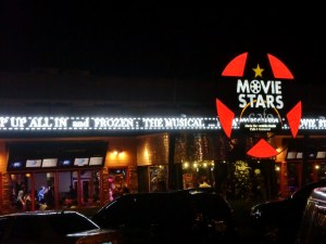 Visit Movie Stars Cafe soon!