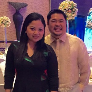 Jay and Aui Tamayo.