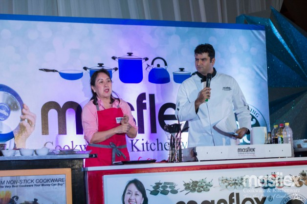 Ms. Nancy Reyes - Lumen (Brand Ambassador together with the Host, Mr. Hiren Mirchandani - VP for Marketing