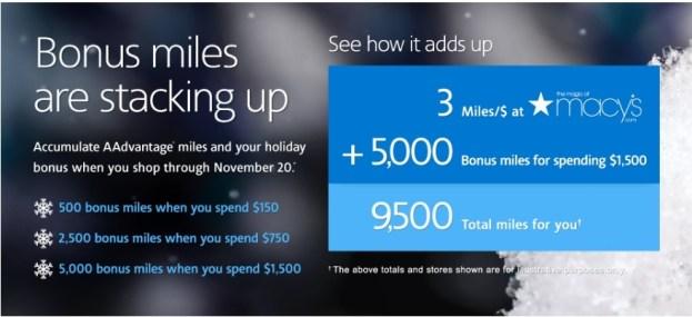 American Airlines Bonus offer