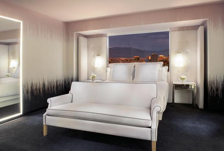 SLS Las Vegas World Tower King Room