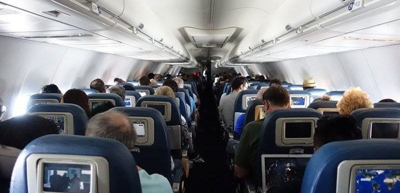 Delta Airlines Seating, Cabin