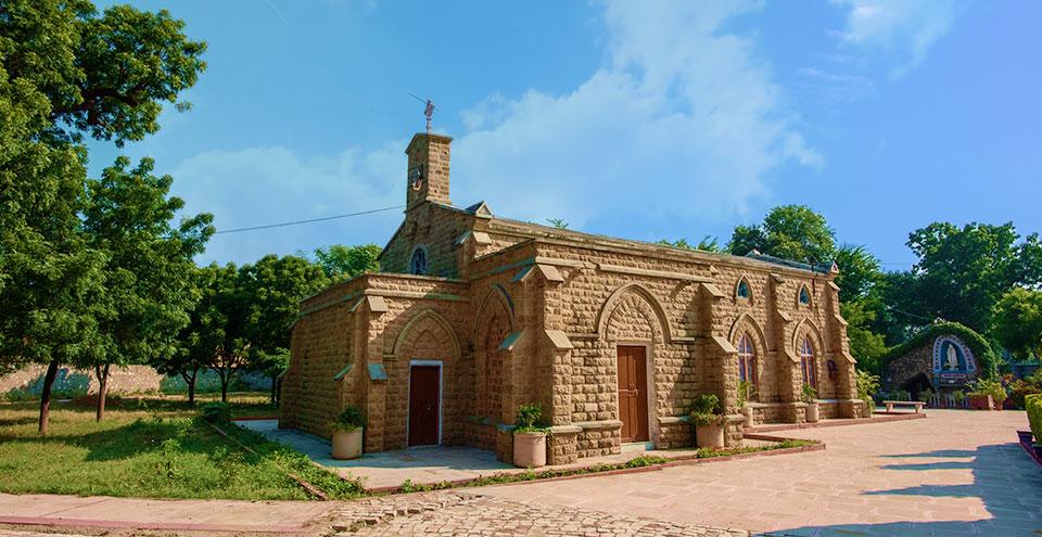 Image result for bandikui church  tourism