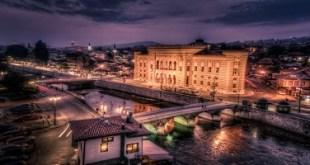 عاصمة البوسنة