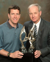 2005 Award - Dr. Robert Peeling & Mr. John Thorpe