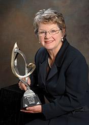 2007 Award - Louise Cooke