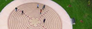 Central Park Labyrinth