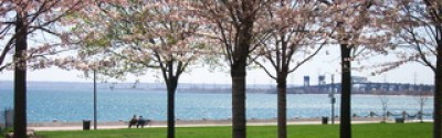 Waterfront - Gardens & Parks