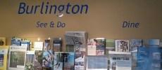 Visitor Information Centre Burlington Wall
